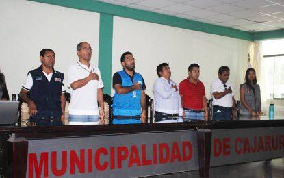 Se Realizó el taller de capacitación con Juntas Administradoras de Servicios de Saneamiento