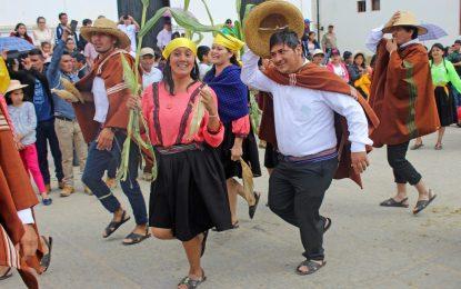 Municipalidad Distrital de Cajaruro participa en el Raymi Llaqta 2019 en Chachapoyas
