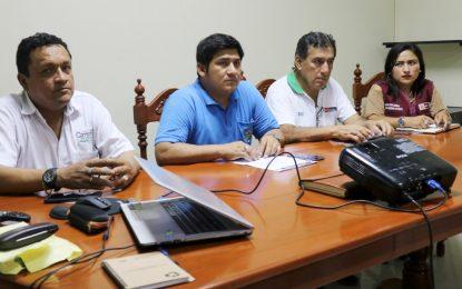 TALLER DE GESTIÓN INTEGRAL Y RESPONSABLE DE ENVASES VACIOS DE AGROQUIMICOS