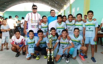 Cajaruro Tiene Fútbol