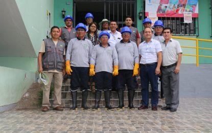 ENTREGA DE EQUIPO DE PROTECCIÓN PERSONAL (EPP) PARA LOS LOS TRABAJADORES OBREROS DE LA GERENCIA DE DESARROLLO AMBIENTAL Y SERVICIOS PÚBLICOS