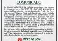 #ComunicadoMDC